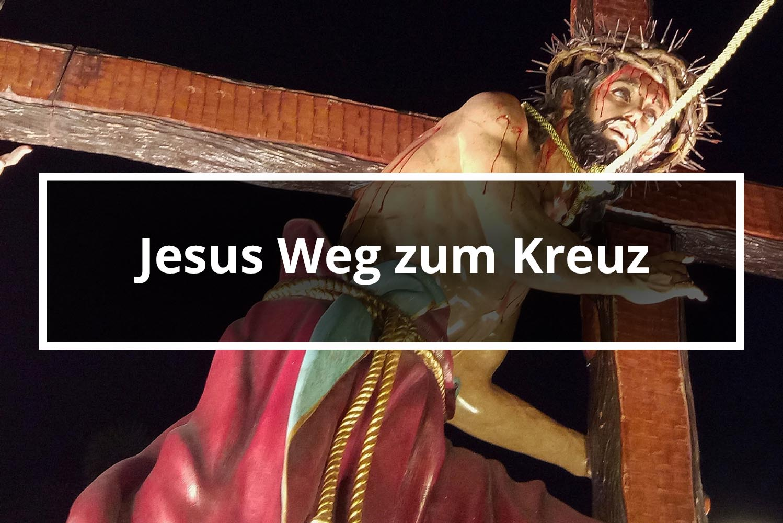 Jesus Weg zum Kreuz - Sharon Reeves